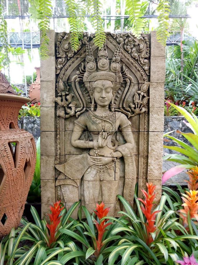 Statue de décoration photos libres de droits