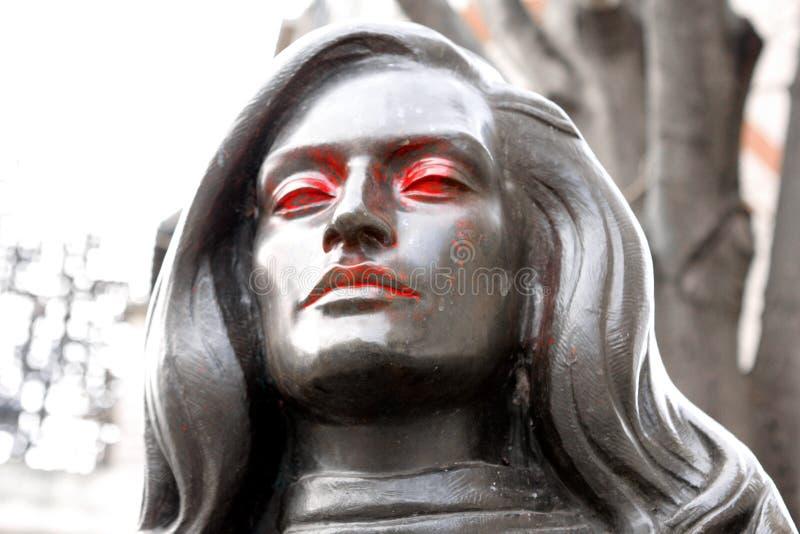 Statue de femme photographie stock libre de droits