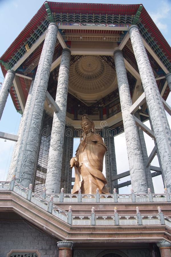 Statue de Kuan Yin photos libres de droits
