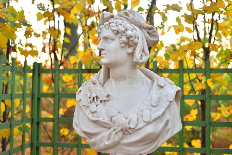 Statue de l'allégorie du transience de la vie photos libres de droits