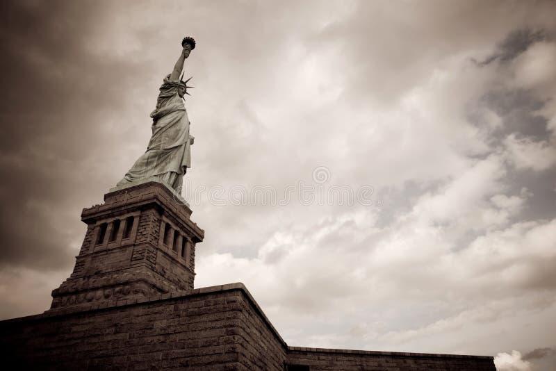 Statue de la liberté image stock