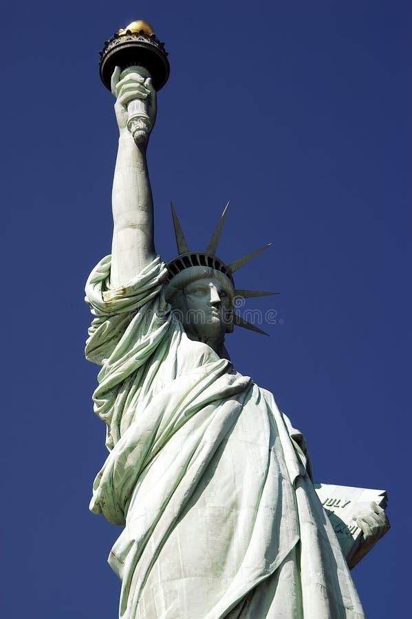 Download Statue de la liberté photo stock. Image du grand, fond - 727186