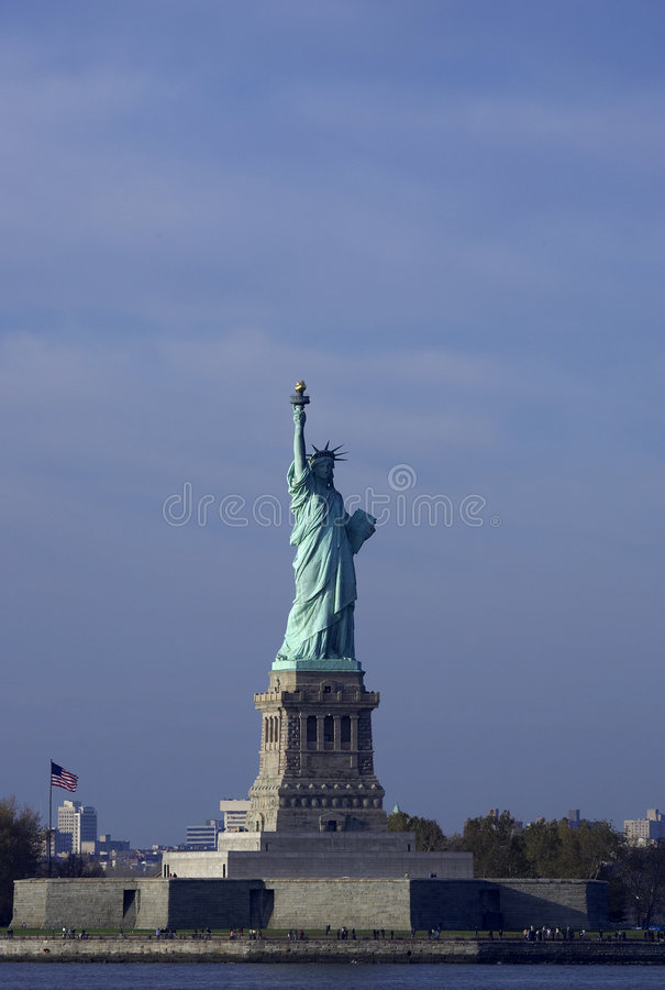 Statue de la liberté, New York photos libres de droits