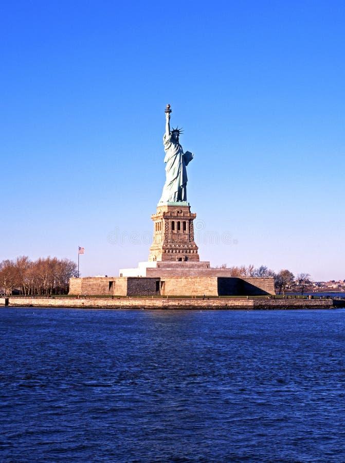 Statue de la liberté, New York image libre de droits