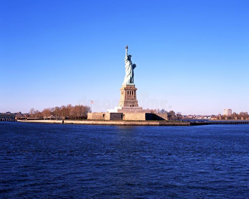 Statue de la liberté, New York photographie stock