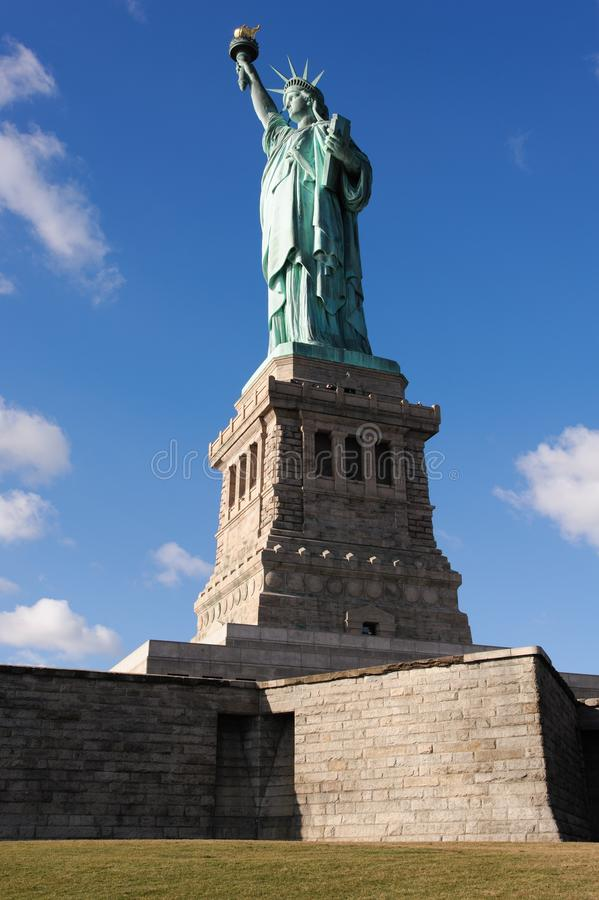 Statue de la Liberté, New York, N. Y photo stock