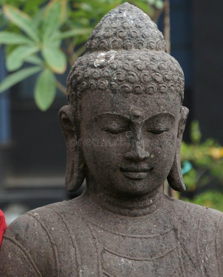 Statue de Lord Buddha photographie stock libre de droits