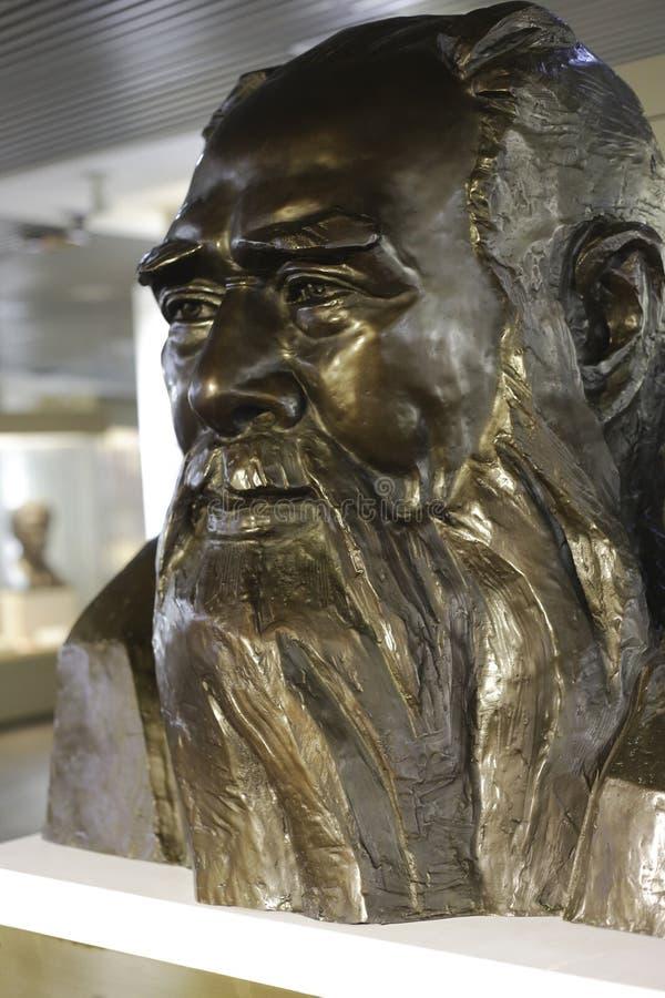 Statue de meitang de Situ images libres de droits
