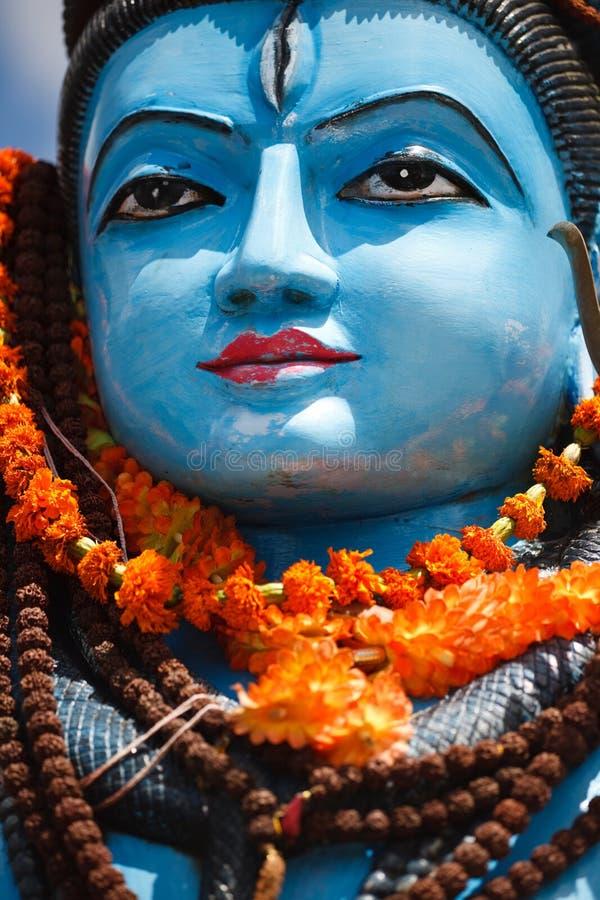 statue de shiva photo stock