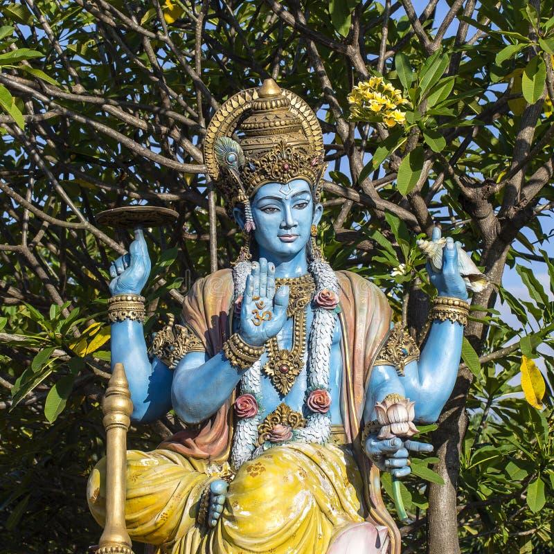 Statue de Shiva, idole indou près d'Ubud, île Bali, Indonésie images stock