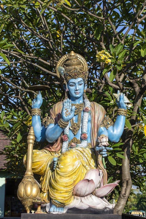 Statue de Shiva, idole indou près d'Ubud, île Bali, Indonésie image libre de droits