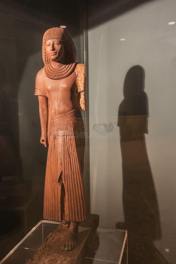 Statue de thaïlandais le scribe royal images stock