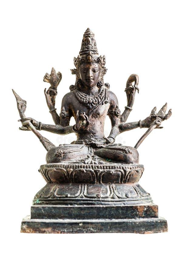 Statue de Vishnu photo stock