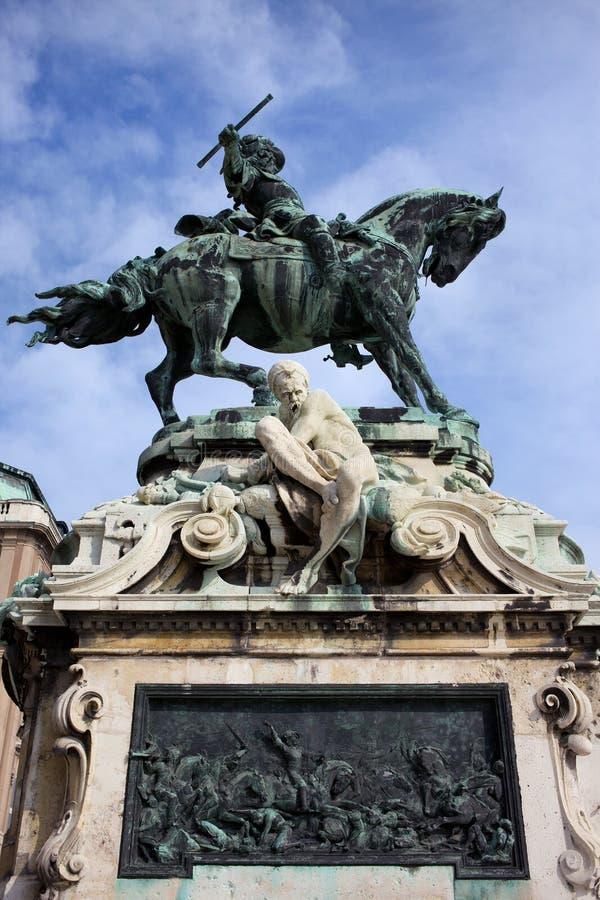 Download Statue Des Prinzen Eugene Des Wirsings In Budapest Stockbild - Bild von entlastung, denkmal: 27735503