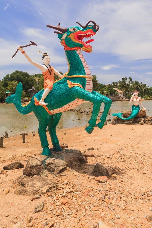 Statue des romans thaïs photos libres de droits