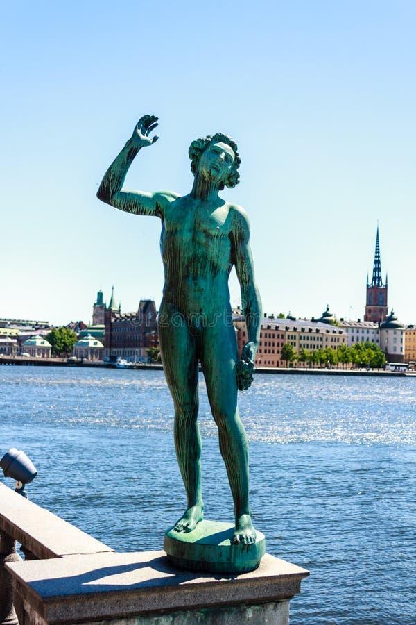 Statue di canzone immagini stock libere da diritti