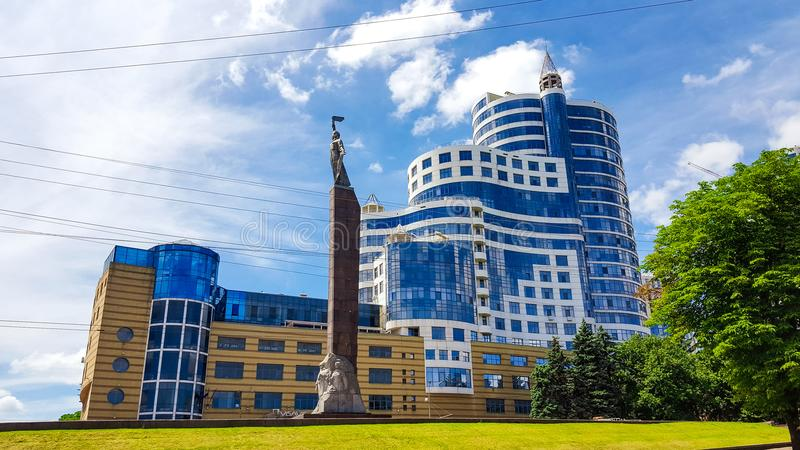 Dnipro stock photography