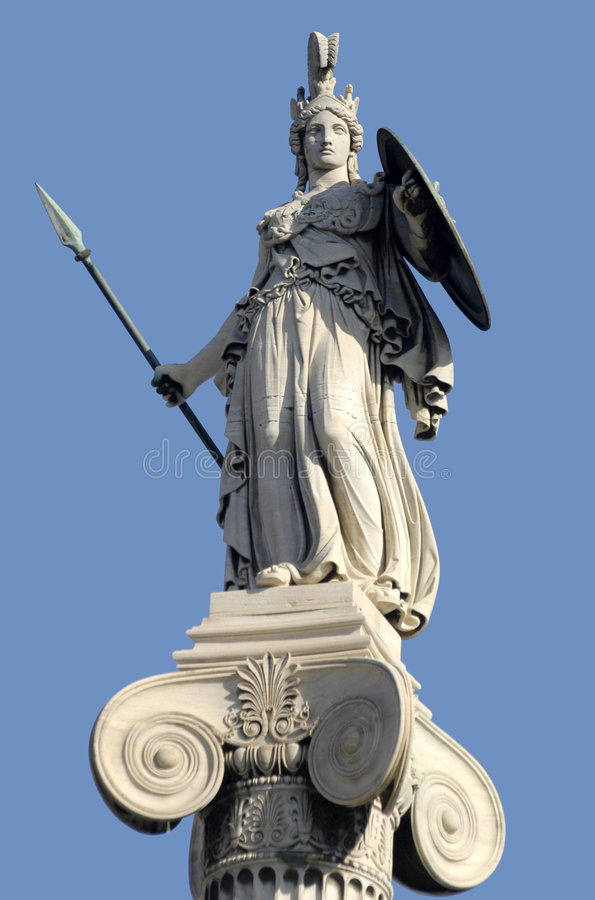 Statue du grec ancien photos stock
