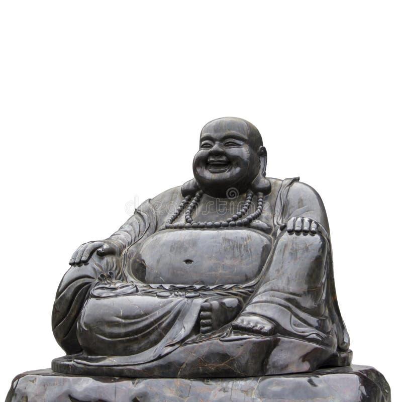 Statue du style chinois de marbre photographie stock libre de droits