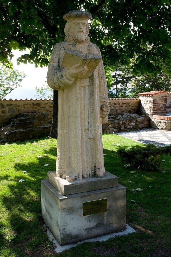 Statue Edward Kelley photos stock