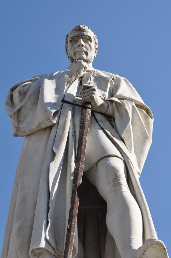 Download The Statue Of Francesco Burlamacch Stock Image - Image: 25776495