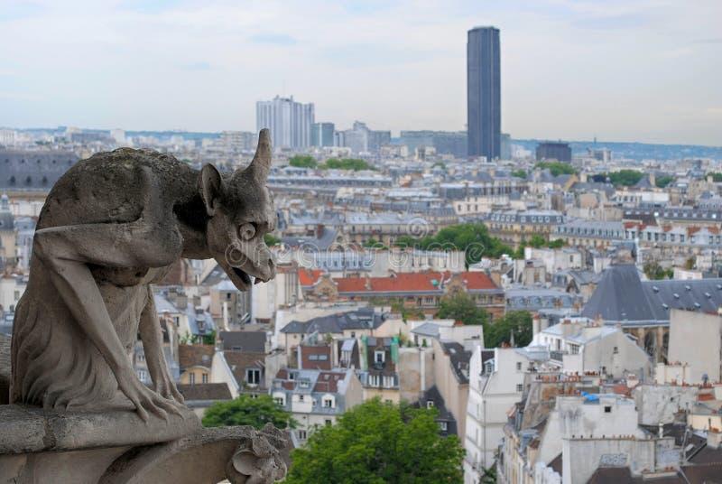 Download Statue of Gargoyles. stock photo. Image of chimera, gothic - 27912046