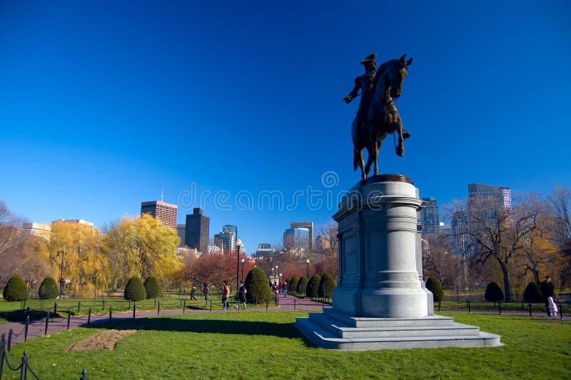 Download Statue Of George Washington Stock Photo - Image: 2340078