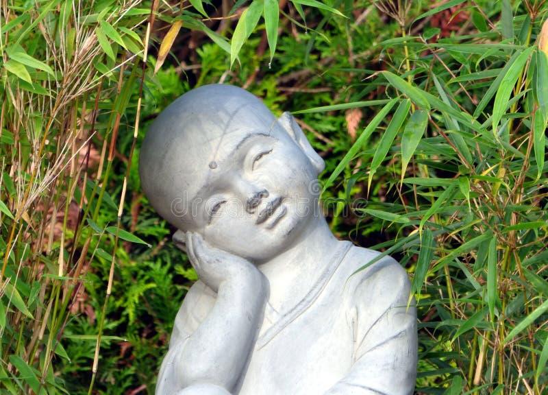 Statue, Grass, Sculpture, Head Free Public Domain Cc0 Image