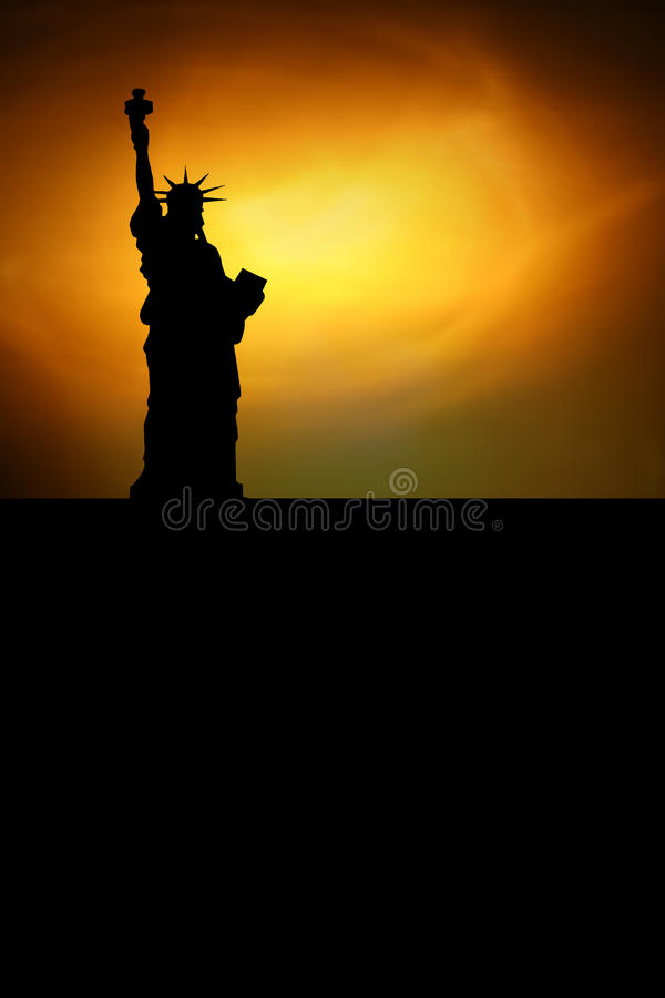 Download Statue of liberty stock illustration. Illustration of america - 11356516