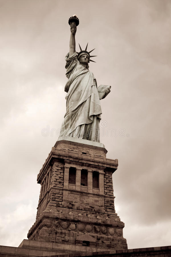 Download Statue Of Liberty Royalty Free Stock Photos - Image: 11853318