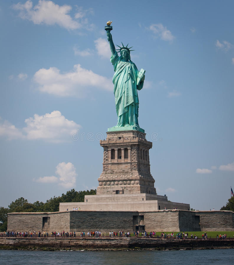 Download Statue of Liberty stock photo. Image of symbol, point - 11884698