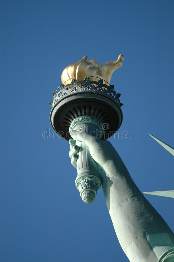 Download Statue of Liberty stock image. Image of mouth, island, face - 123571