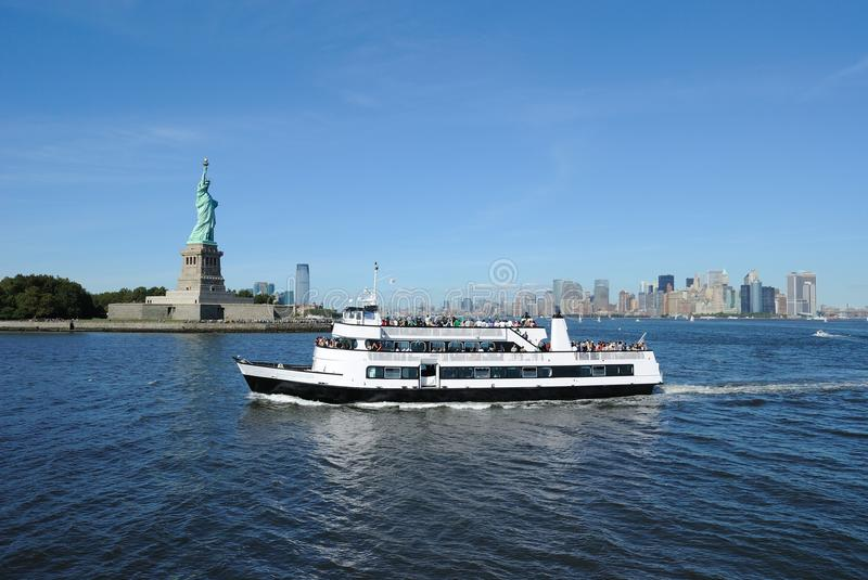 Download Statue of Liberty stock image. Image of city, french - 16074149