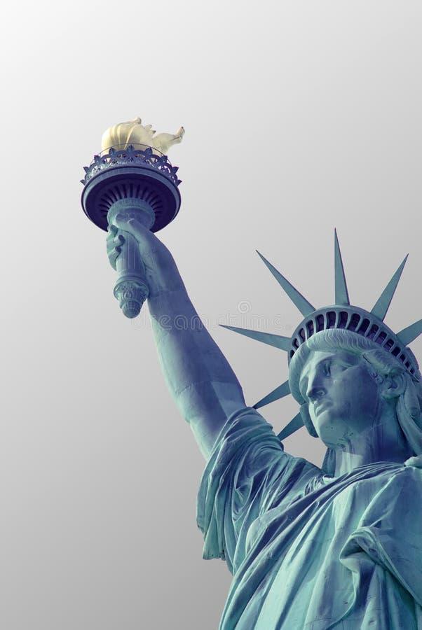Statue of Liberty New York USA stock photo