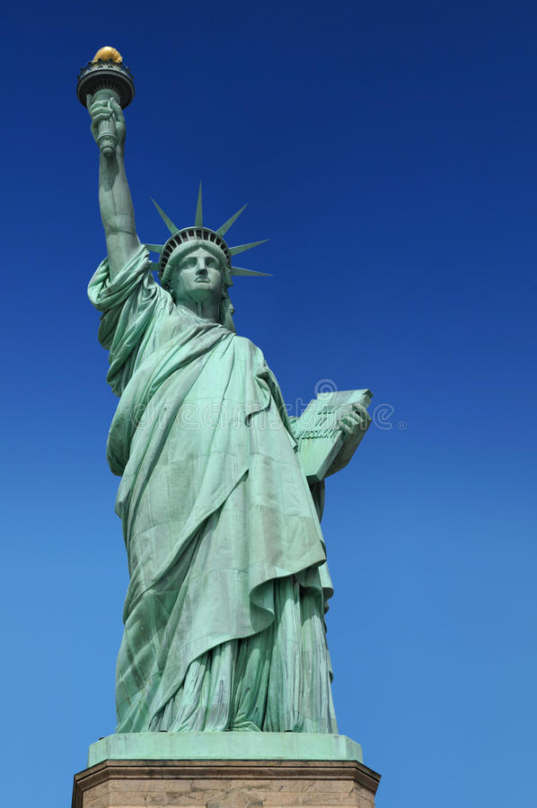 Download Statue of Liberty stock image. Image of cityscape, green - 19757831