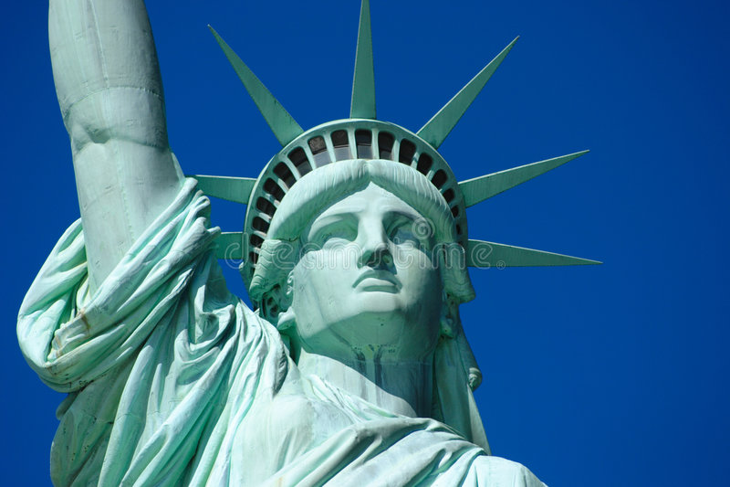 Statue of Liberty 2 royalty free stock images
