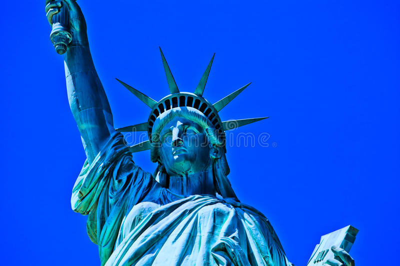 Download Statue of Liberty stock image. Image of building, isolated - 26694811