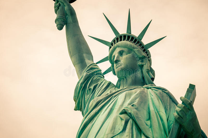 Download Statue of Liberty stock image. Image of green, sculpture - 27920067