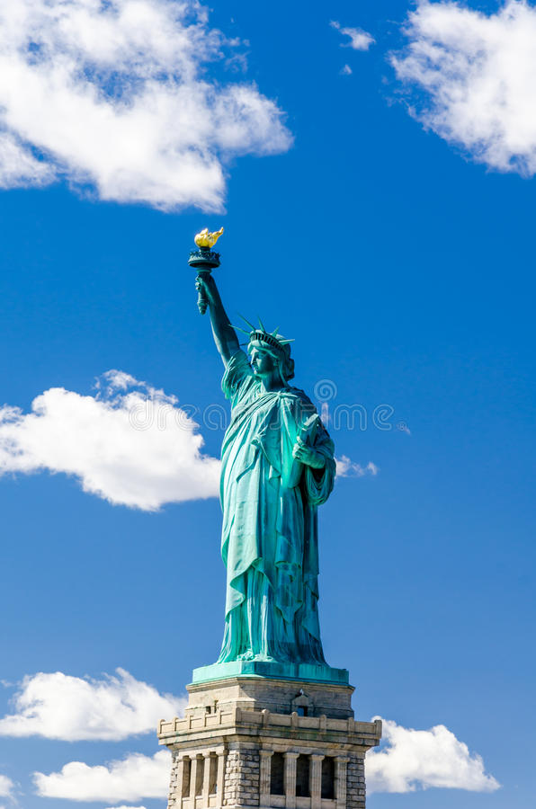 Download The Statue of Liberty stock image. Image of woman, statue - 37690523
