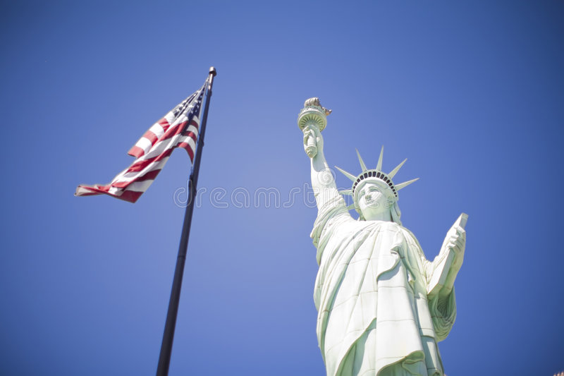 Statue of Liberty royalty free stock photography