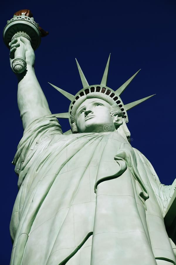 The Statue of Liberty,America,American Symbol,United states. New York,LasVegas,Guam,Paris stock photography
