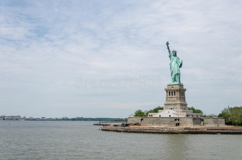 Statue of Liberty. The Statue of Liberty (Liberty Enlightening the World stock photo