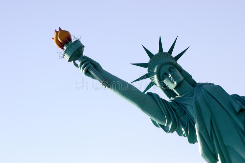 Download Statue of liberty stock photo. Image of torch, similar - 33719134
