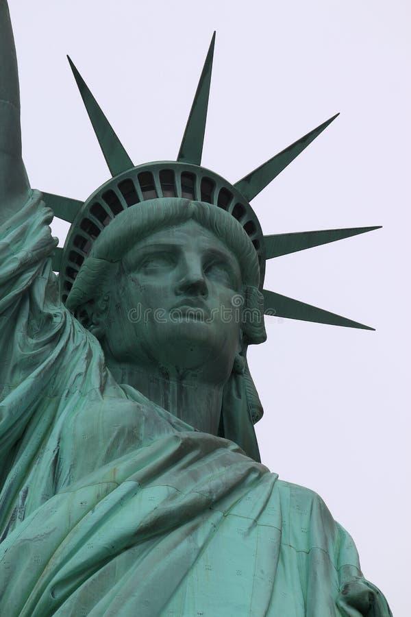 Statue of Liberty on Liberty Island. Manhattan. New York City stock photos