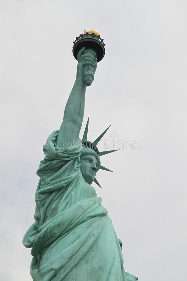 Statue of Liberty New York City royalty free stock photo