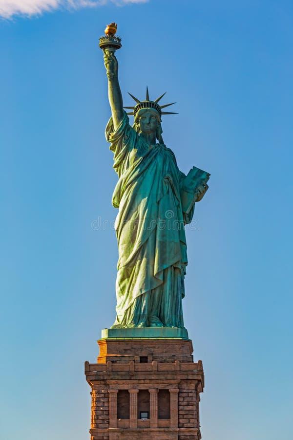 Statue of Liberty, New York, USA stock photography