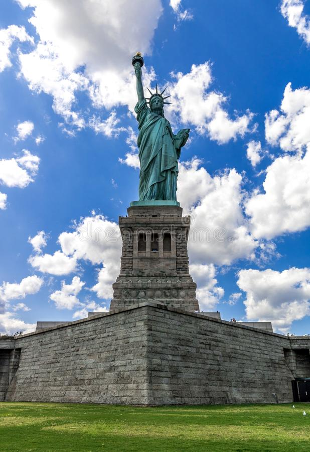 Statue of Liberty, New York, Usa royalty free stock images