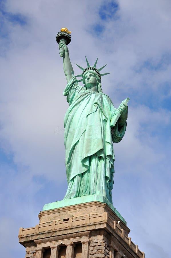 Statue of Liberty, NYC stock photo