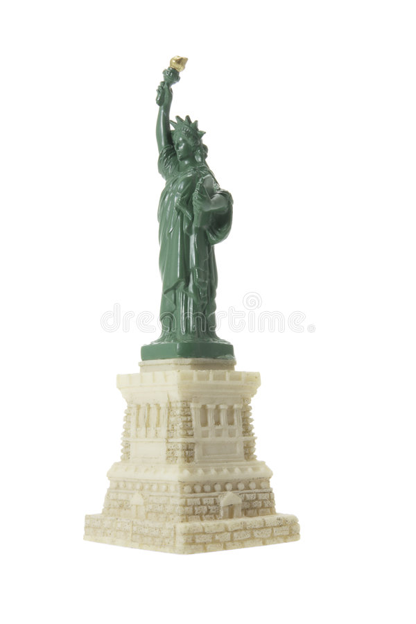 Statue of Liberty Souvenir royalty free stock photography