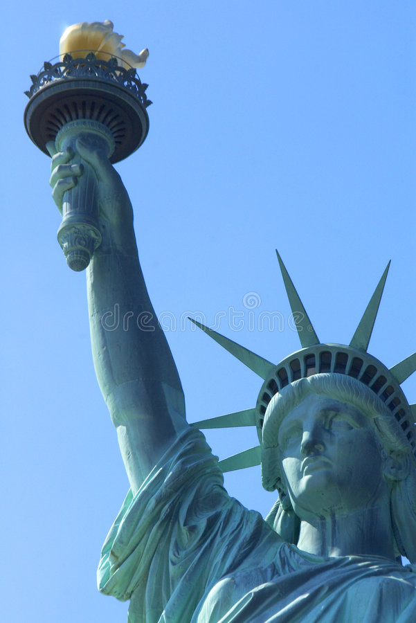 Download Statue of lliberty stock image. Image of america, state - 1251047